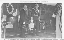 More details for b91726  the visit of presdent loubet in england military london uk connaught 1
