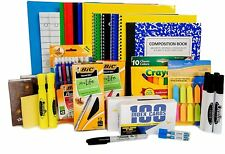 High School Back to School Kit - Back To School Essentials - 30 Piece
