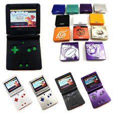 Nintendo Game Boy Advance SP Console AGS-101 Backlight Mod & Colorful Buttons