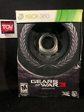 Epic Games Microsoft X-Box 360 Gears of War 3 Limited Edition- NO GAME