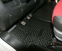 3D Gummimatten  für FIAT DUCATO 250 2012-2020  Passgenaue Fußmatten