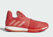 Adidas Harden Volume 3 Invader Men's Basketball Shoes in Coral Size 10.5 $160
