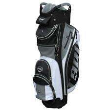 Masters T900 Trolley 14-way Divider Cart Golf Bag - Black/red
