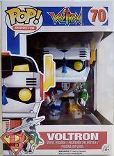 "VOLTRON Pop Animation 4"" inch Vinyl Figure #70 Funko 2015"
