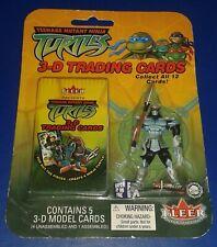 2003 *** 3-D TRADING CARDS SHREDDER MOC *** TEENAGE MUTANT NINJA TURTLES TMNT
