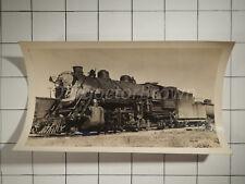 Spokane Portland & Seattle Railroad Engine #3078: Train Photo