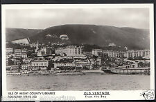 Isle of Wight Postcard - Old Ventnor From The Bay - Pamlin Print X726
