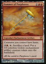 Hammer of purphoros foil | nm | Theros | Magic mtg