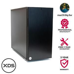 i9 10980XE 18 Core,128GB 3000MHz,1TB M.2,AMD 16GB RX6800,4xTB.3 macOS Big Sur