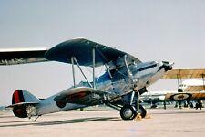 "RAF Hawker Hind. 50th Anniversary 14th June 1968 - 30"" x 20"" Inch Photo"