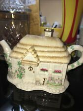 New ListingVintage Lenox 2002 Irish Blessing Teapot House with Lid Pre-owned Excellent Cond