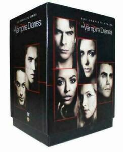 The Vampire Diaries: The Complete Series Seasons 1-8 (38-Disc DVD Set)
