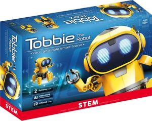 NEW Tobbie The Robot from Mr Toys