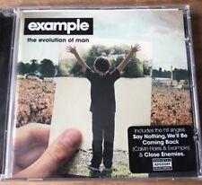 Example - The Evolution Of Man Album CD