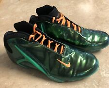 Nike Zoomair Flight Size 10.5 Bright Green