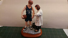 """Vanmark Masters of Miracles Doctor Figurine DR94126 """"Injury Time Out"""""""