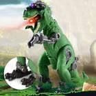 Electric Smart Kids Children Walking Dinosaur T-Rex Figure Toys With Light Sound