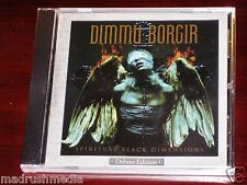 Dimmu Borgir: Spiritual Black Dimensions - Deluxe Edition CD ECD 2004 Bonus NEW