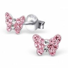 Animals & Insects Round Stud Fine Earrings