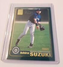New listing 2001 Topps Ichiro Suzuki #726 Rookie RC Seattle Mariners