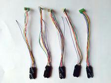 5 x Decoder digitale LaisDcc 860021 spina 8 poli NEM652 motore+4 luci DCC