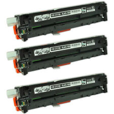 3 x Compatible NON-OEM 131A Black CF210A Toner Cartridge For HP M251