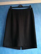 Next Black Stretch Pencil Skirt Size 12