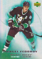 2005-06 McDonald's Upper Deck Hockey Cards Pick From List