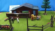Playmobil Einzelteile Snake River Ranch 3805 Western (WG11)