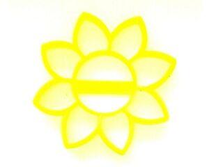 FLOWER 4 SUNFLOWER BLOOM FLOWERS SPECIAL OCCASION COOKIE CUTTER USA PR3463