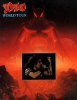 DIO 1984 THE LAST IN LINE WORLD TOUR CONCERT PROGRAM BOOK BOOKLET / NMT 2 MINT