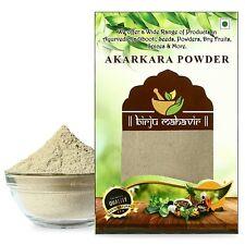 Anacyclus Pyrethrum Pellitory Root Powder Akarkara Powder Ayurveda Herb