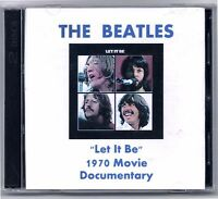 Beatles Let It Be '70 Film Doc Widescrn vers. DVD/CD combo- Original.Get Back CD