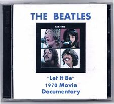 Beatles Let It Be '70 Film Doc Widescn vers. DVD/CD combo- Original.Get Back CD