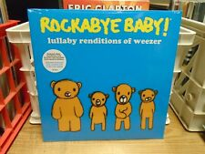 Rockabye Baby Lullaby Renditions Weezer LP NEW RSD vinyl 2019 Record Store Day