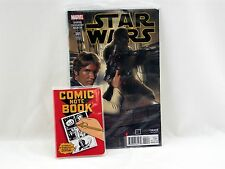 Mint Condition Lootcrate Loot Crate Star Wars 1 Comic PLUS Comic Note Book Loot
