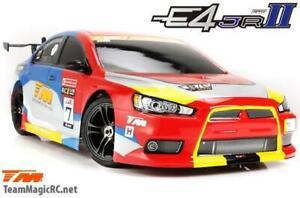Team Magic No.507004-EVX E4JR II Touring Car