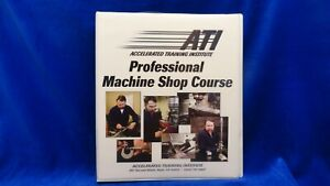 ATI PROFESSIONAL MACHINE SHOP COURSE Course DVD Set - ideal for gunsmithing