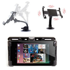 Car Tablet Mount For New Google Nexus 7 II & Nexus I With Strong Suction Cup