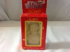NEW IN BOX STAR WARS C-3PO 4 OZ BATH SOAP VERY COOL  NICE CONDITION Pre-owned