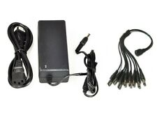 10 PCS 1250-D4-D UL listed 12VDC 5A 60W 4Channel Desktop CCTV Power Supply