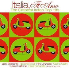 Italia, ti amo (#zyx/zit81003) Riccardo Riccardo, Marino Marini, Enzo Me [CD DOPPIO]