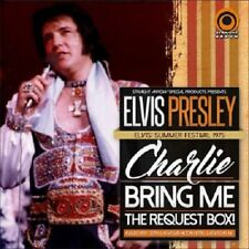 ELVIS PRESLEY - CHARLIE BRING ME THE REQUEST BOX (5 cd)  -  Straight Arrow Label
