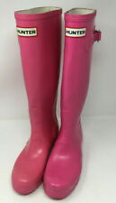 Hunter Original Womens Wellies - UK 5 - EU 38 - Pink
