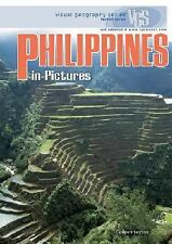 Philippines in Pictures (Visual Geography (Twenty-First Century))-ExLibrary