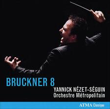 Bruckner 8 (CD, Dec-2009, 2 Discs, ATMA Classique)