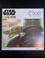 Star Wars The Mandalorian The Child Baby Yoda 500 Piece Puzzle READY TO SHIP
