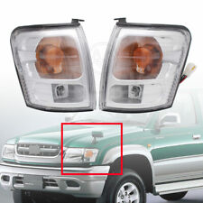 1pair Indicator Signal Corner Lamp Light for Toyota Hilux 01-2005 Vehicles US
