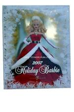 Barbie 2007 Holiday Mrs Claus Dress Barbie Doll