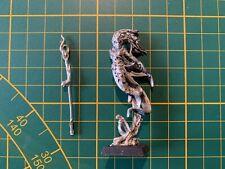 Warhammer Wood Elves Waldelfen Spellsinger Spellweaver Magier Metal Rare Used #4